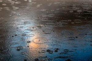 pioggia torrenziale