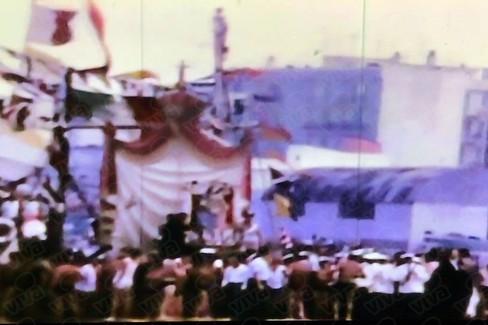 Festa Madonna dei Martiri del 1967