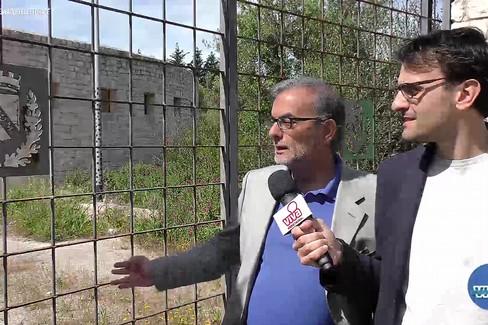 Tommaso Minervini parla del Parco di Mezzogiorno