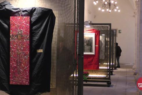 Inaugurazione mostra Via San Benedetto XV edizione