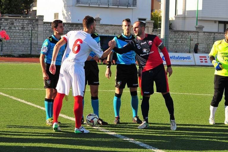 Il Molfetta Calcio ritrova la vittoria: 1-0 al Novoli