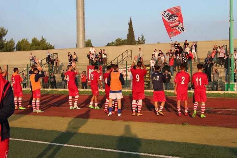 La Molfetta Calcio rompe il muro dell'Otranto
