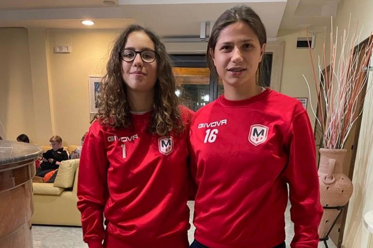 Due calciatrici della Molfetta Calcio femminile convocate nella rappresentativa U15 femminile