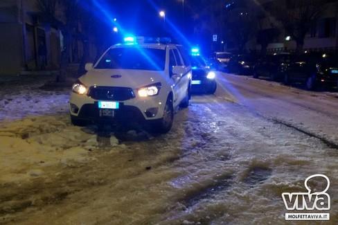 neve protezione civile
