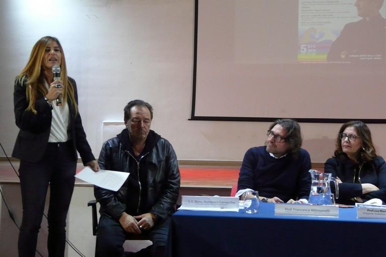 Sebastiano Somma IISS don Tonino Bello