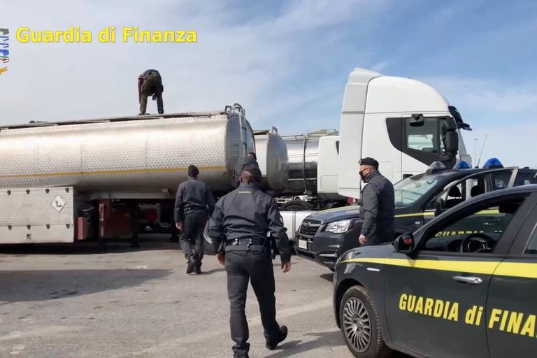 L'operazione Petrol Mafie