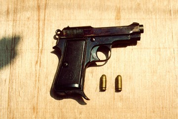Proiettili e pistola