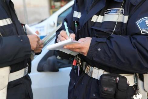 polizia municipale multe