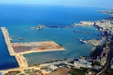 Porto di Molfetta - Veduta aerea