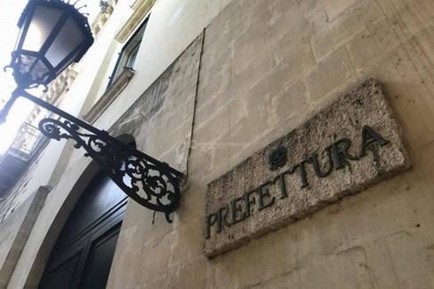La Prefettura di Lecce