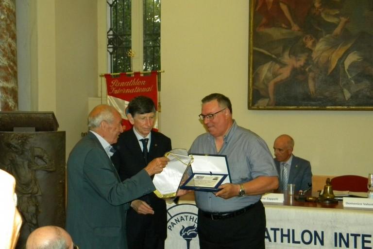Premiazione Panathlon Club Molfetta