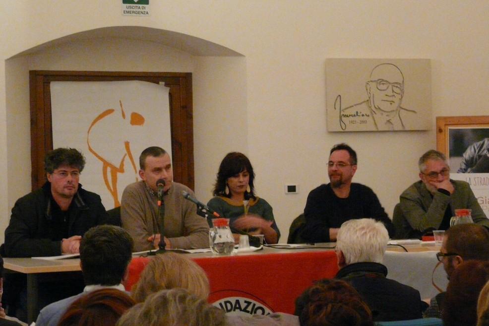 presentazione Gianni Porta candidato sindaco JPG