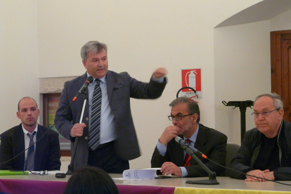 presentazione lista Molfetta per la Puglia JPG
