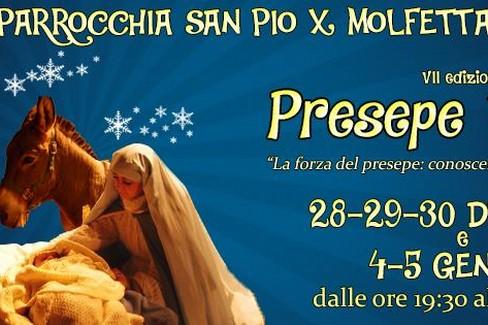Presepe vivente San Pio X