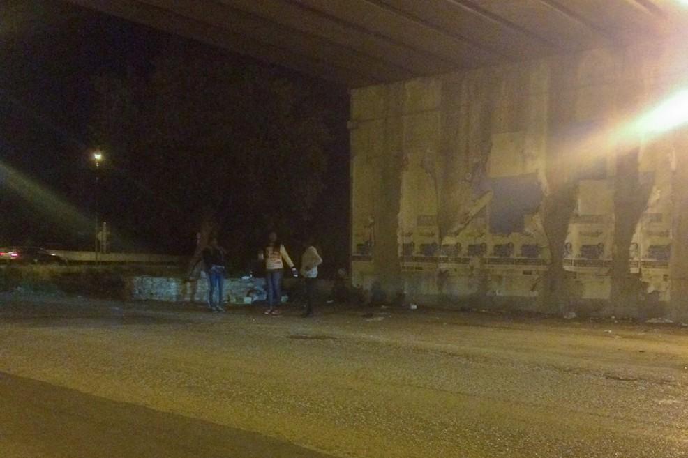 Prostitute in via Terlizzi