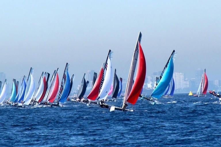 Trofeo Circolo della Vela Molfetta - X Trofeo Sancilio: il programma completo