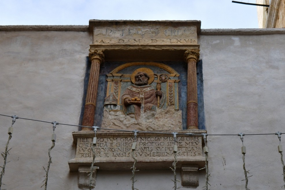 San Nicola centro storico Bari. <span>Foto Isabella de Pinto</span>