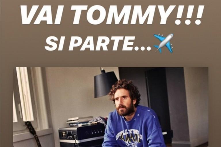 Tommaso Paradiso, Thegiornalisti dimenticati: esce il primo singolo da solista