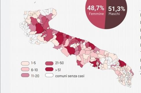 Cartina Puglia Molfetta.Covid A Molfetta 9 Casi Per La Regione Puglia Citta Tra I 21 E I 50
