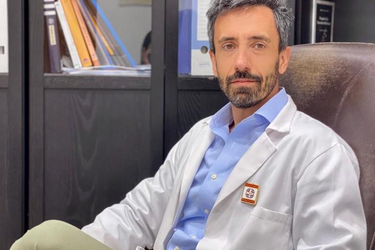 Sergio Squeo delgato regionale Fioto