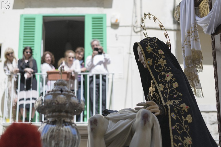 Sabato Santo. <span>Foto Enrico Spadavecchia</span>