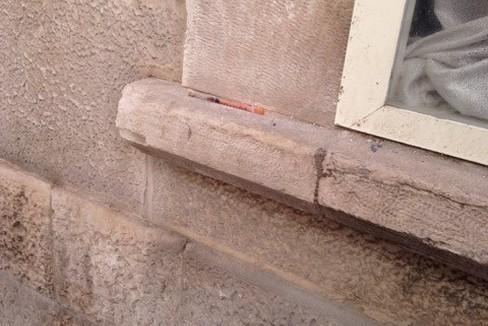 Siringa balcone