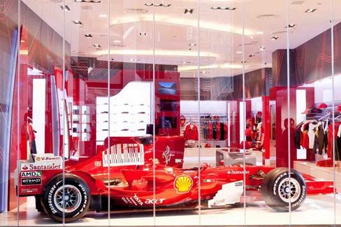 """Molfetta: Nel Puglia Outlet Village apre """"Ferrari Store"""""""