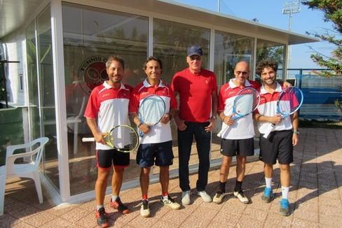 Tennis Club Molfetta semisemifinale