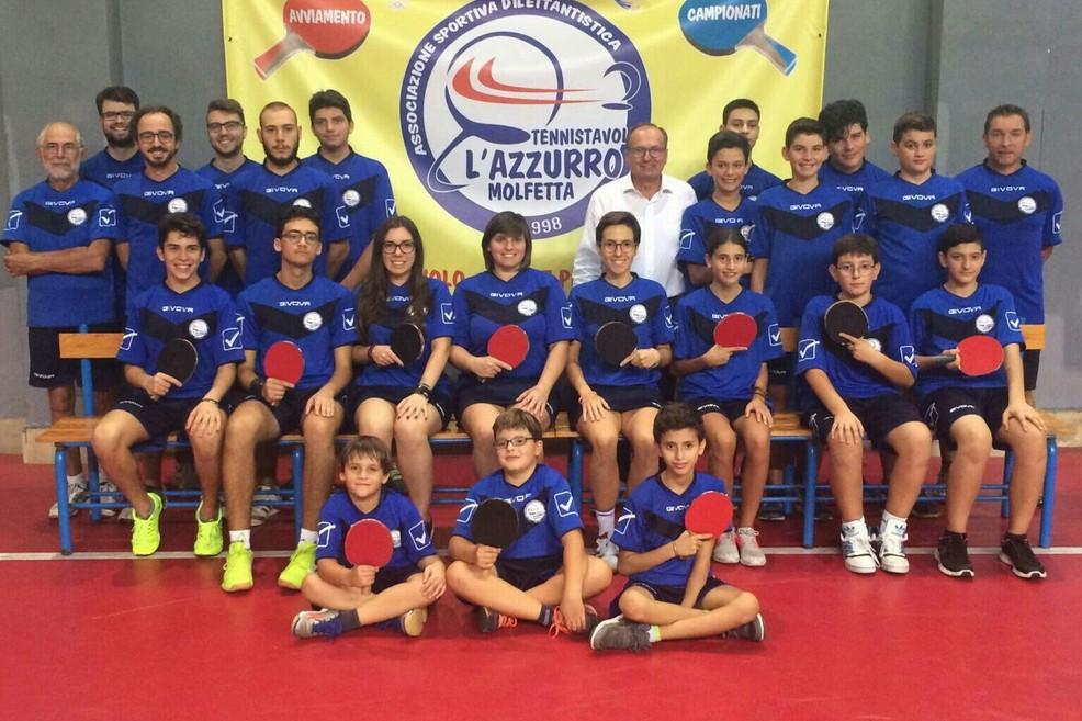 Tennistavolo Lazzurro Molfetta