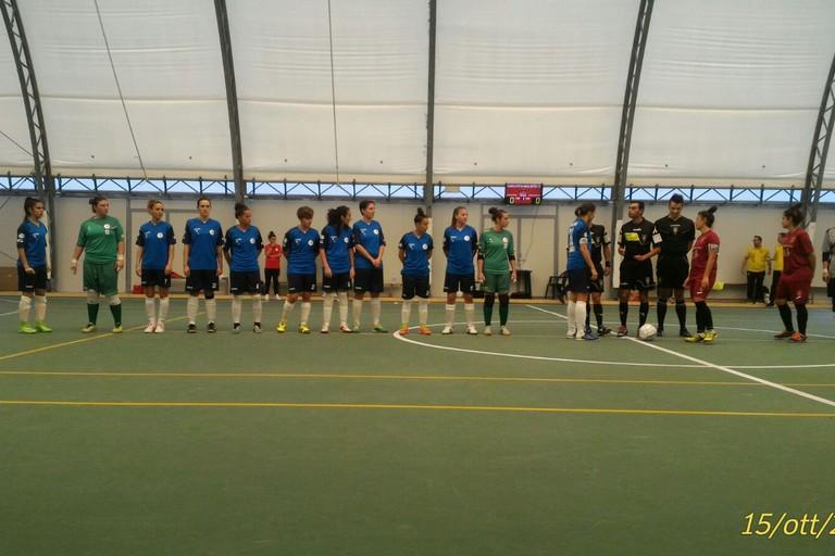 Futsal Molfetta, arriva il secondo ko stagionale in trasferta