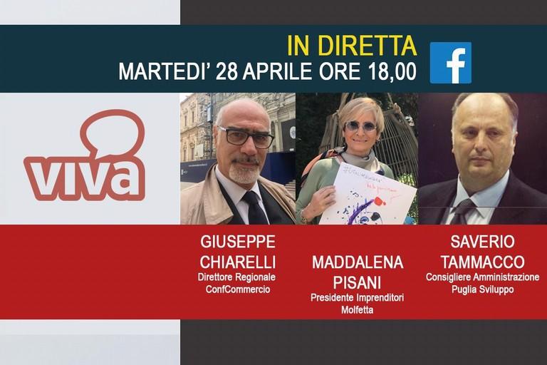 In diretta su Viva